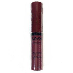 NYX Butter Lip Gloss BLG41 Cranberry Pie NEW